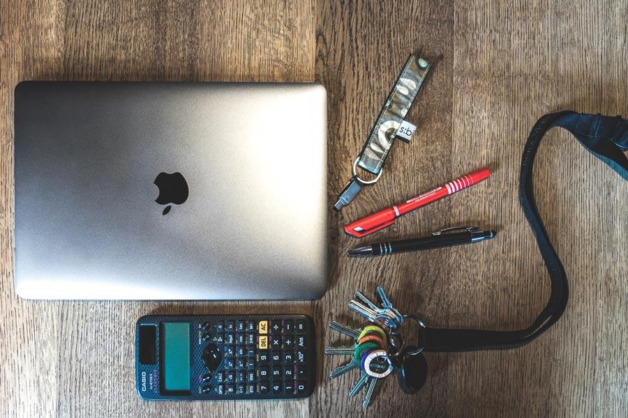 Tascheninhalt Lehrertasche - die 5 unverzichtbaren Dinge