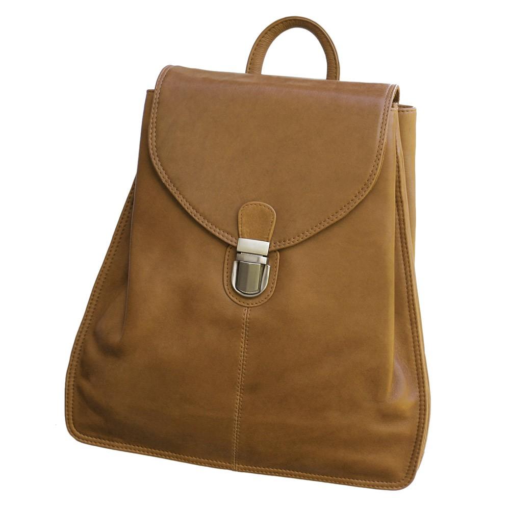 branco kleiner lederrucksack rucksack handtasche aus. Black Bedroom Furniture Sets. Home Design Ideas