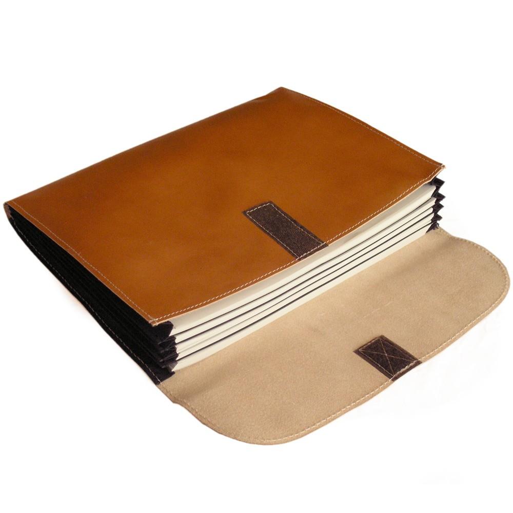a4 dokumentenmappe jahn tasche 1040 leder cognac. Black Bedroom Furniture Sets. Home Design Ideas
