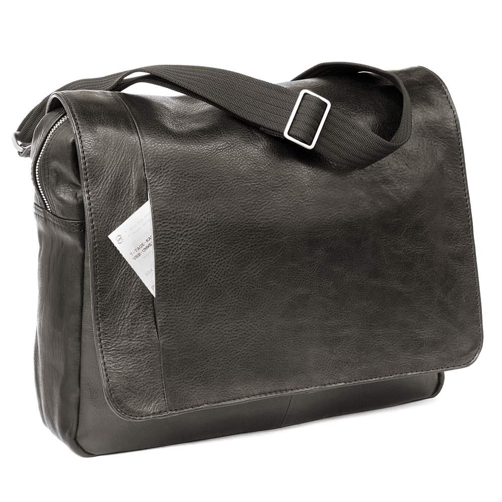 elegante aktentasche laptoptasche 438 leder schwarz. Black Bedroom Furniture Sets. Home Design Ideas