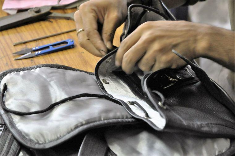 Taschen-Produktion